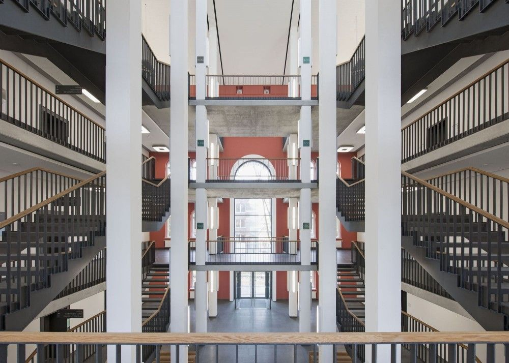 Gallery Of Hamburg Harburg Technical University Extension / Gmp Architekten    3