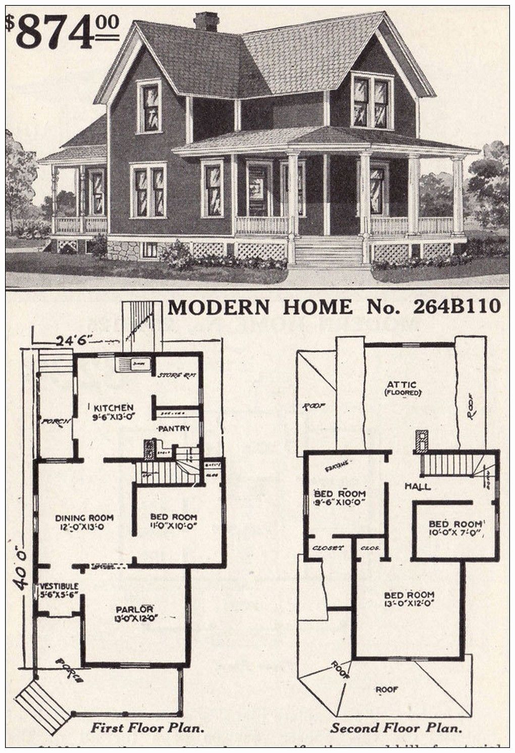 Old Farm Style House Plans Inspirational 1900 Farmhouse Style House Plans In 2020 Victorian House Plans Farmhouse Floor Plans Southern House Plans