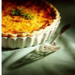 Carnation Quiche Lorraine Recipe Recipe Quiche Lorraine Recipe Breakfast Quiche Recipes Bacon And Cheese Quiche
