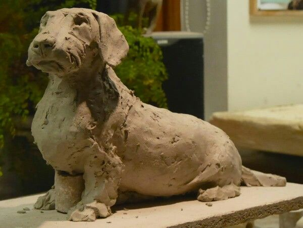 Pin by John Lowes on Dogs Dog sculpture, Animal
