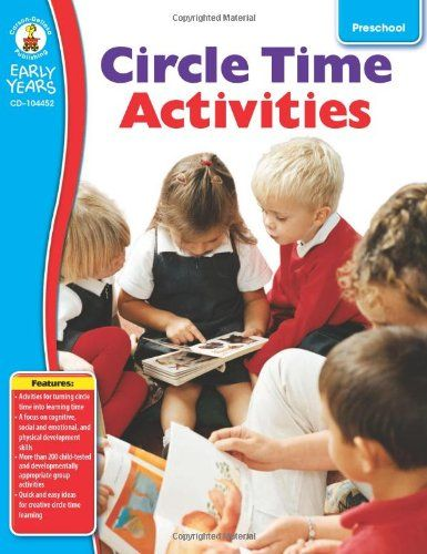 Circle Time Activities, Grade Preschool (Early Years) by Carson-Dellosa Publishing,http://www.amazon.com/dp/1936024837/ref=cm_sw_r_pi_dp_VTPdtb10P5VJWBA3