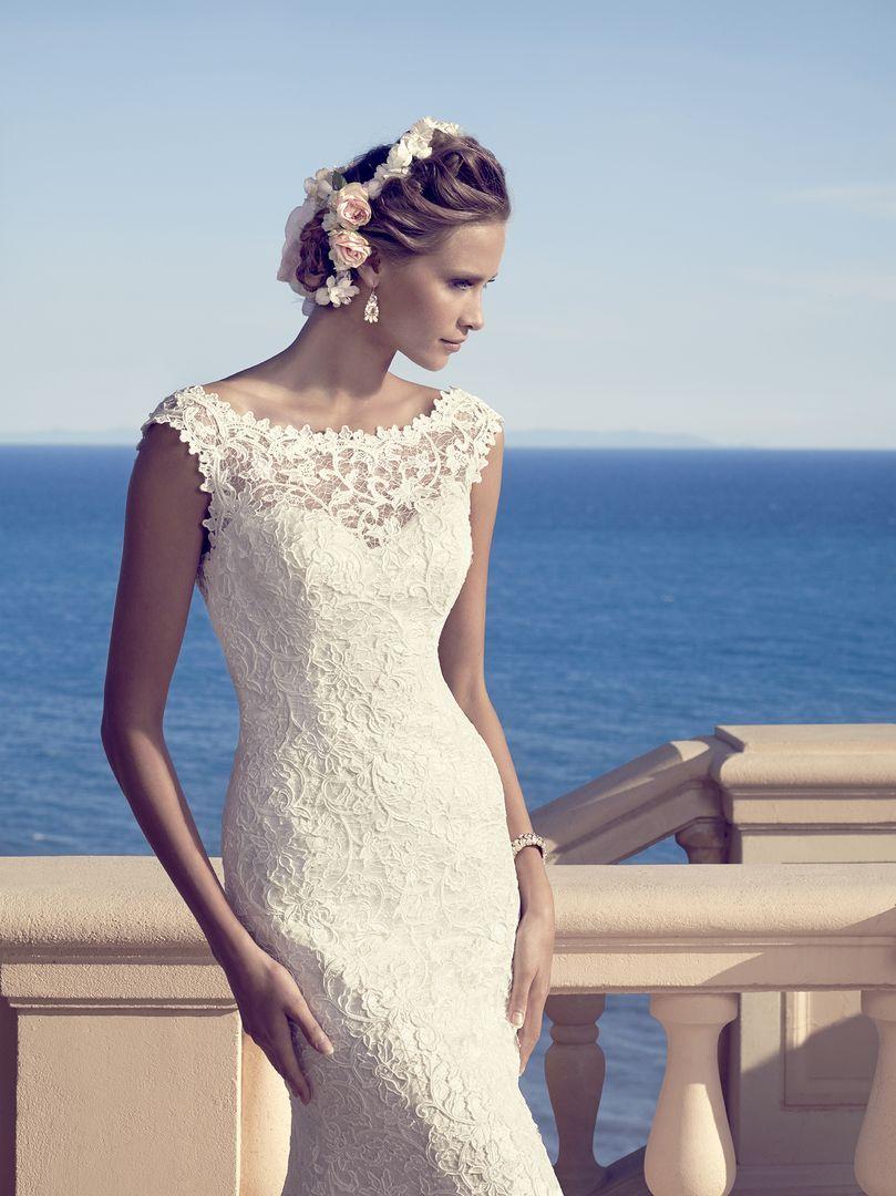Casablanca Bridal Style 2183 | Wedding Attire & Accessories | Pinterest