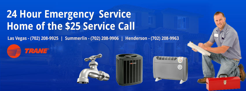 Elite has 24 Hour Emergency AC & Plumbing Repair for your