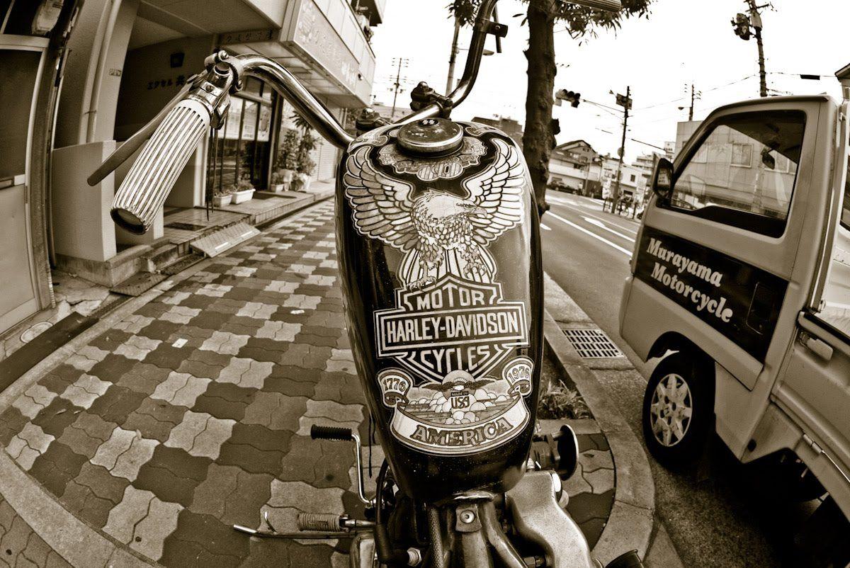 Murayama Motorcycle Japan