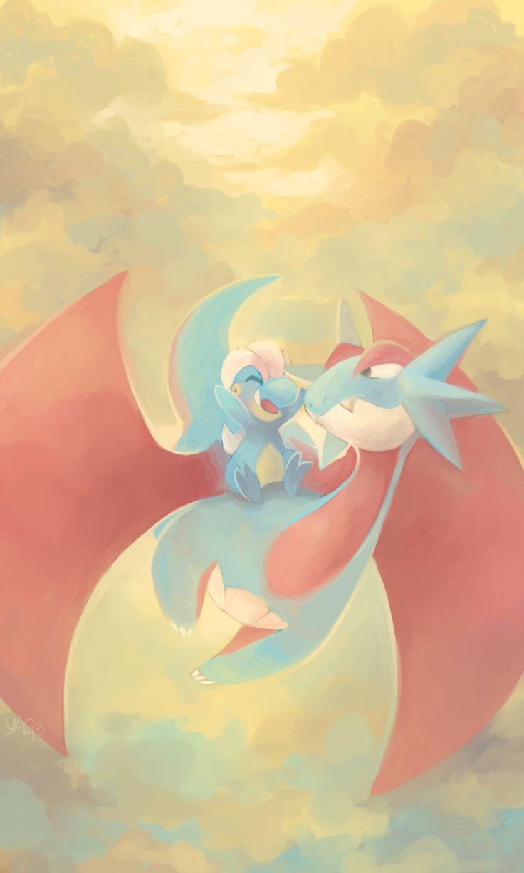 Bagon Y Salamence Anime Mangaand Games Pokémon Pokemon Dragon