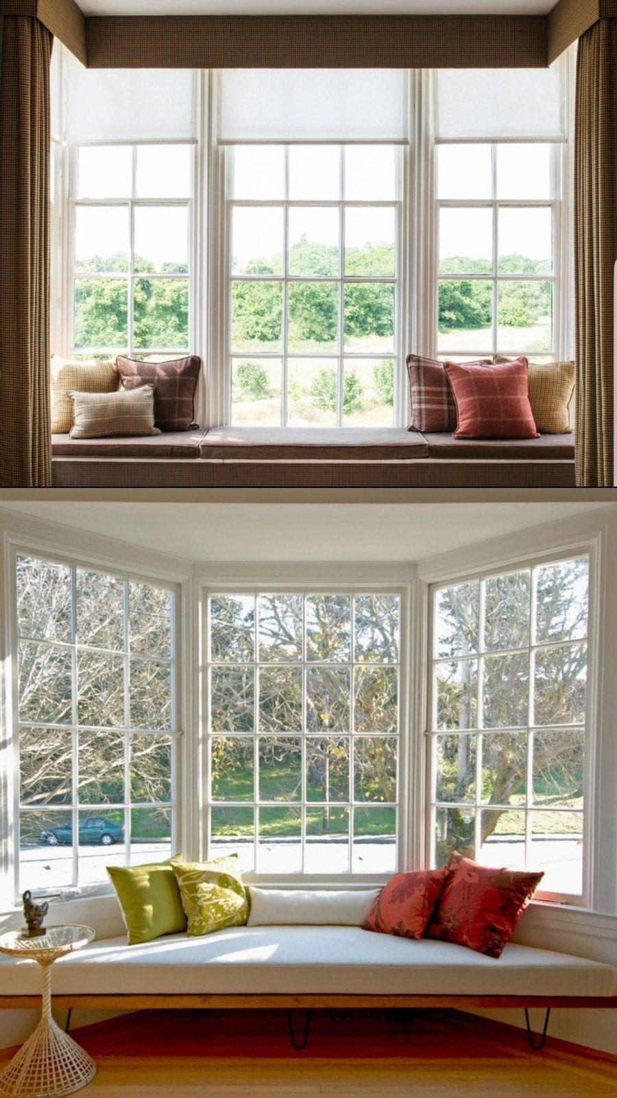 45 Decorative Bay Window Ideas Baywindow Ideas