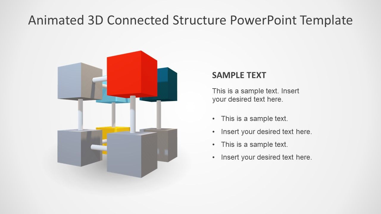 hight resolution of presentation slide animated 3d object presentation slide animated 3d object process flow diagram