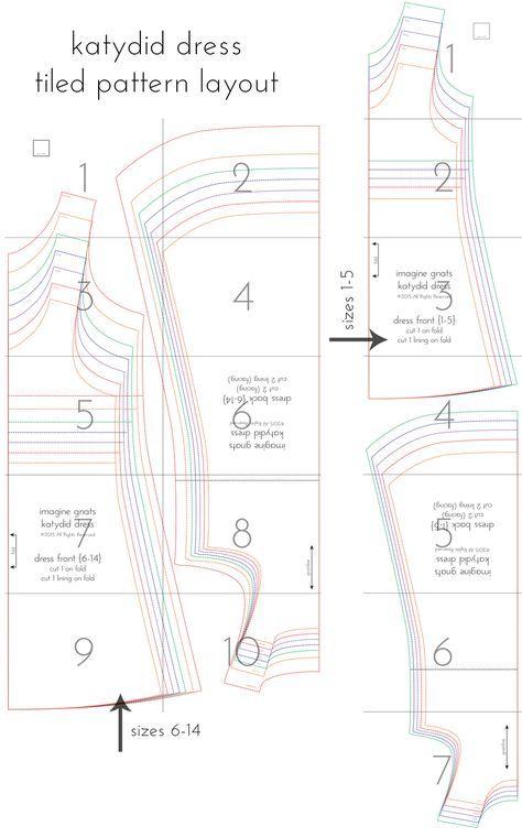 katydid dress {for girls} free knit sundress pattern