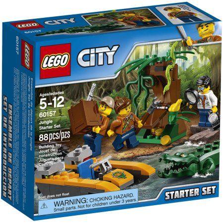 Toys Lego City Lego City Sets Jungle