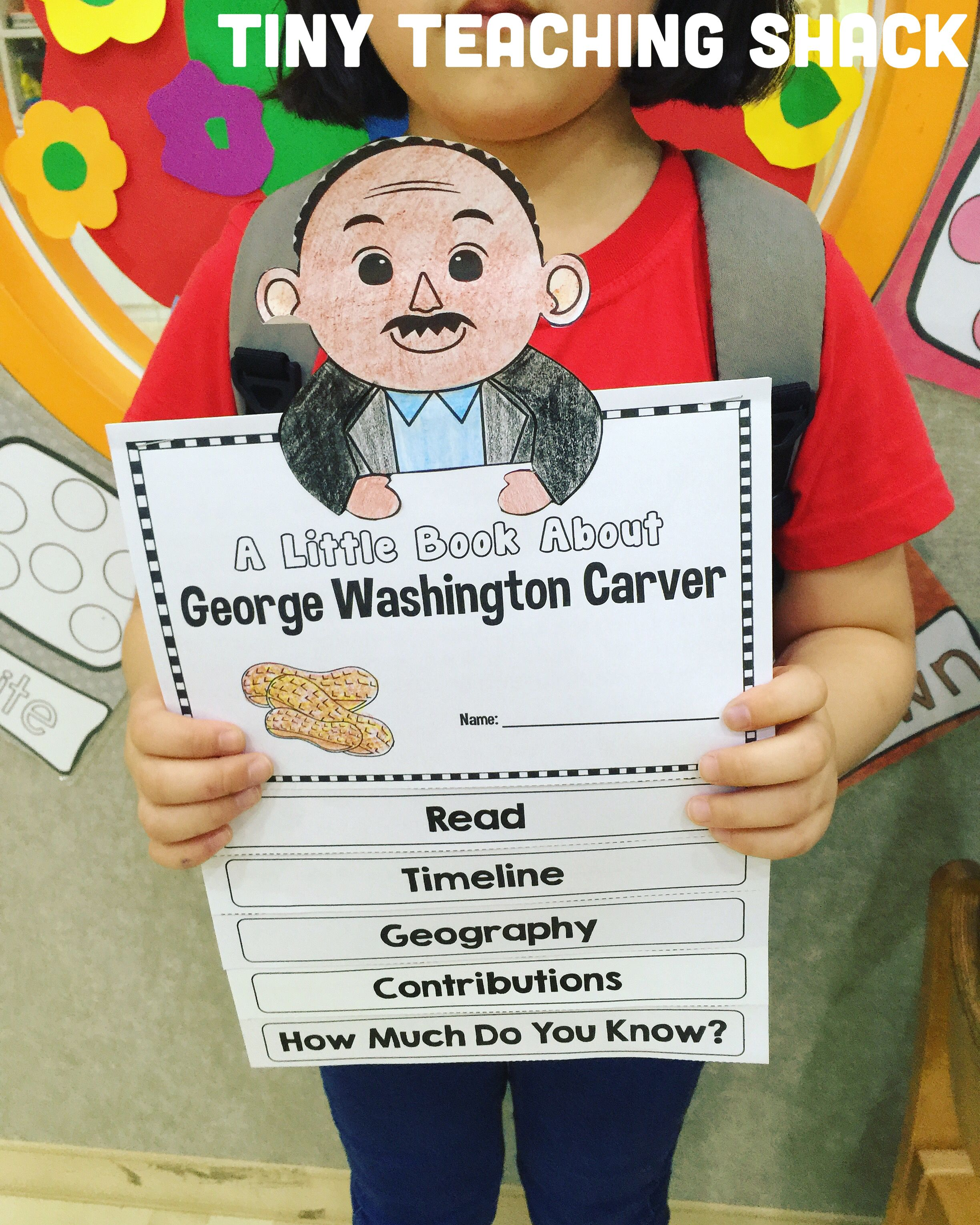 George Washington Carver Flipbook With Images