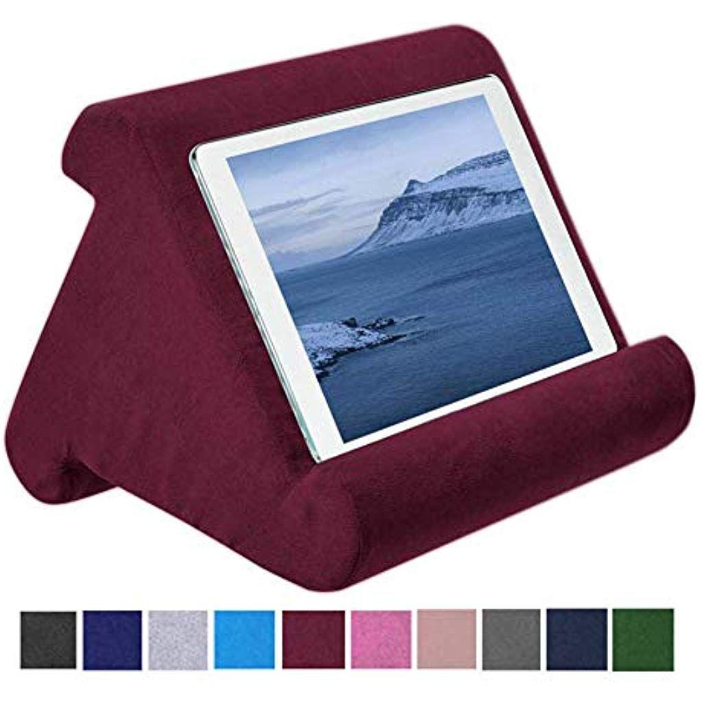 Smartphones Multi-Angle Soft Pillow f/ür Tablets Mini Tablet Computer Halter strety Tablet Kissen Kissenhalter Stand E-Reader B/ücher Zeitschriften