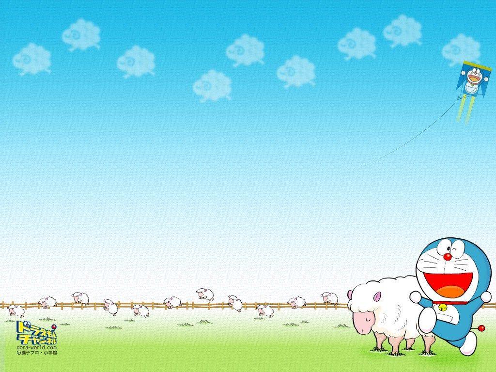 Gambar Wallpaper Kartun Lucu Bergerak Wallpaper Doraemon