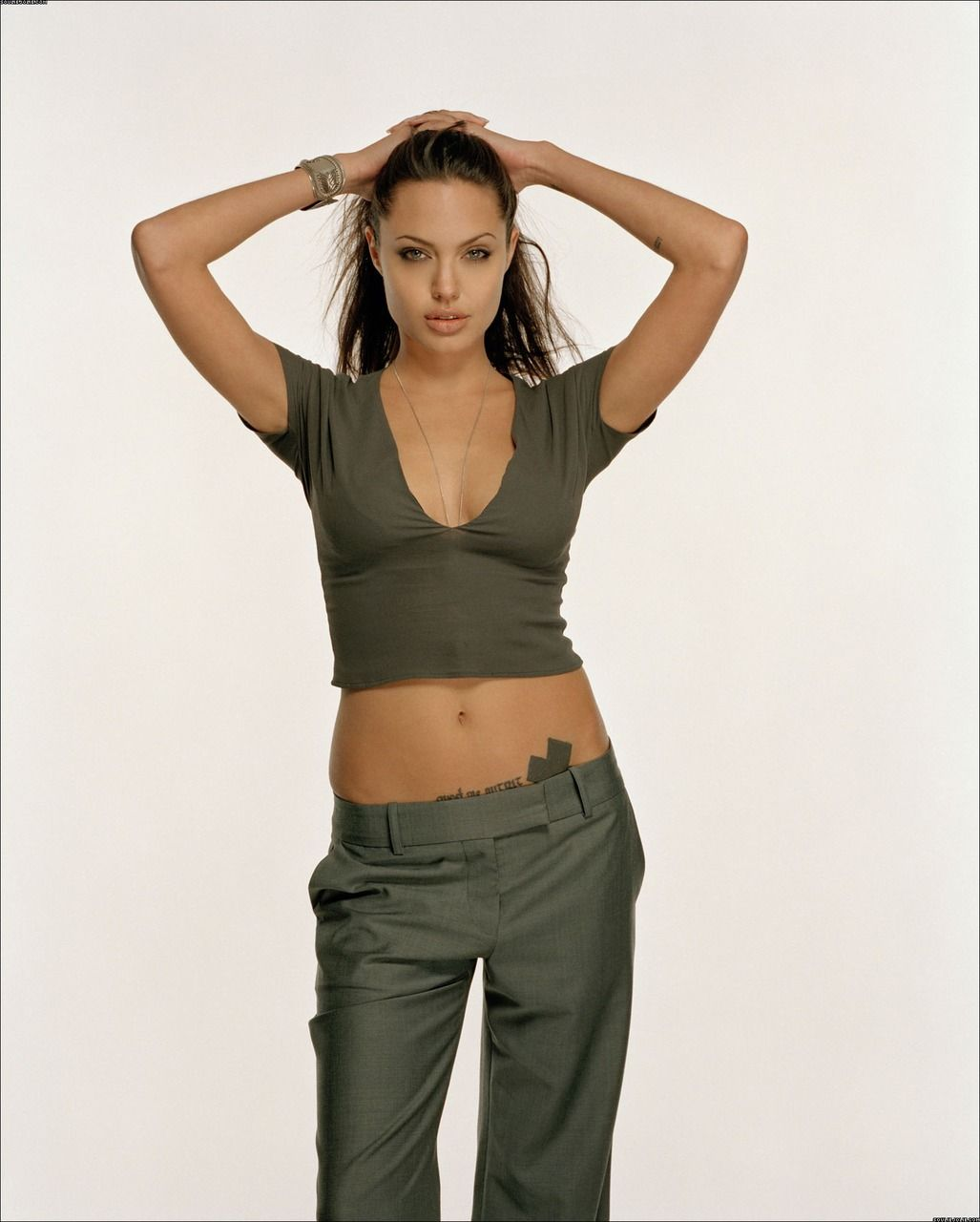 When She Was At Her Best Imo Tomb Raider Era Angelina Jolie