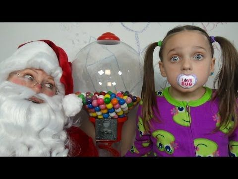 Diy Santa Claus Climbing Toy Christmas Crafts Youtube Daddy Baby Diy Santa Bad Santa