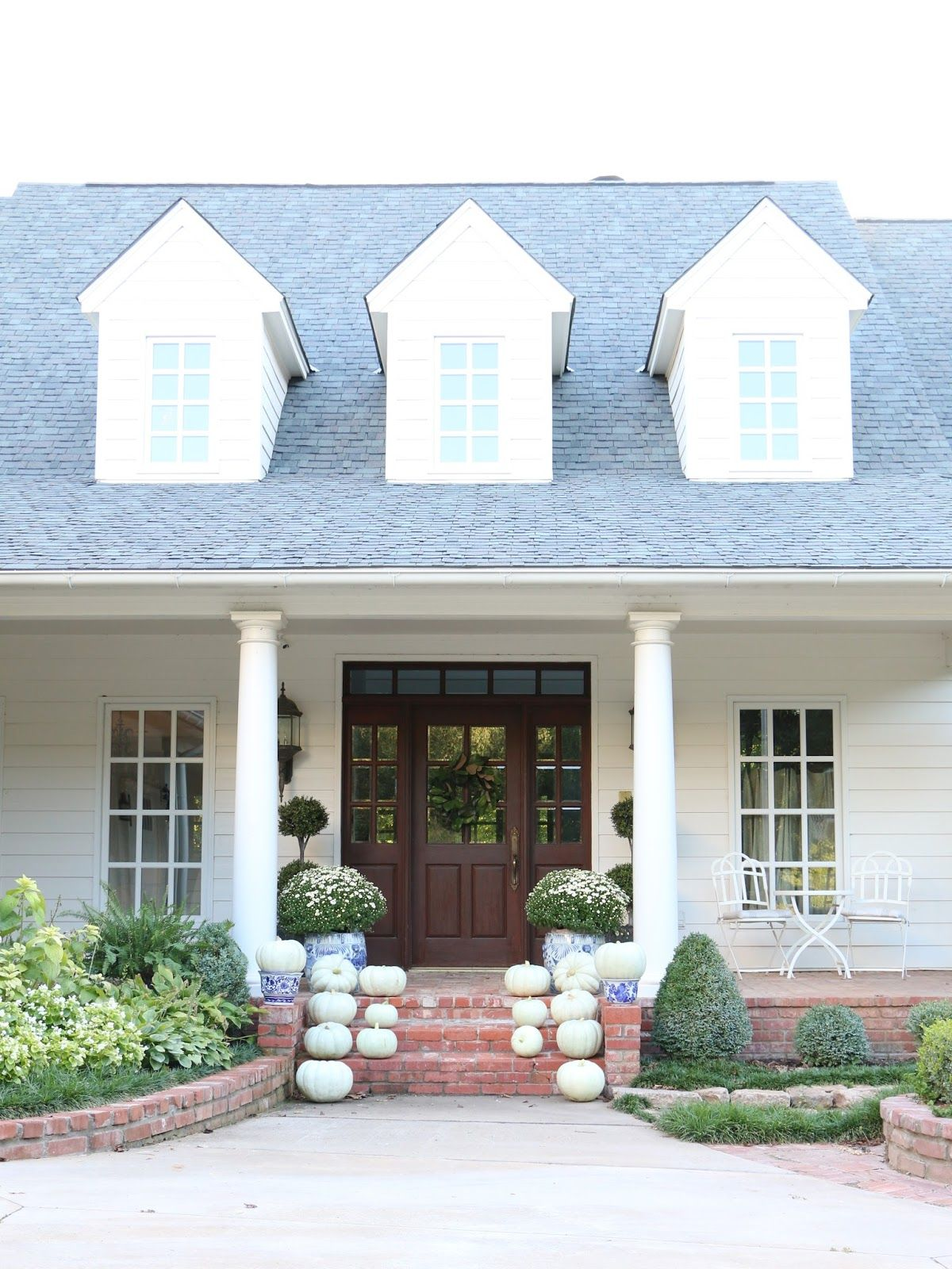 French Country Fall Home tour with Soft Surroundings and