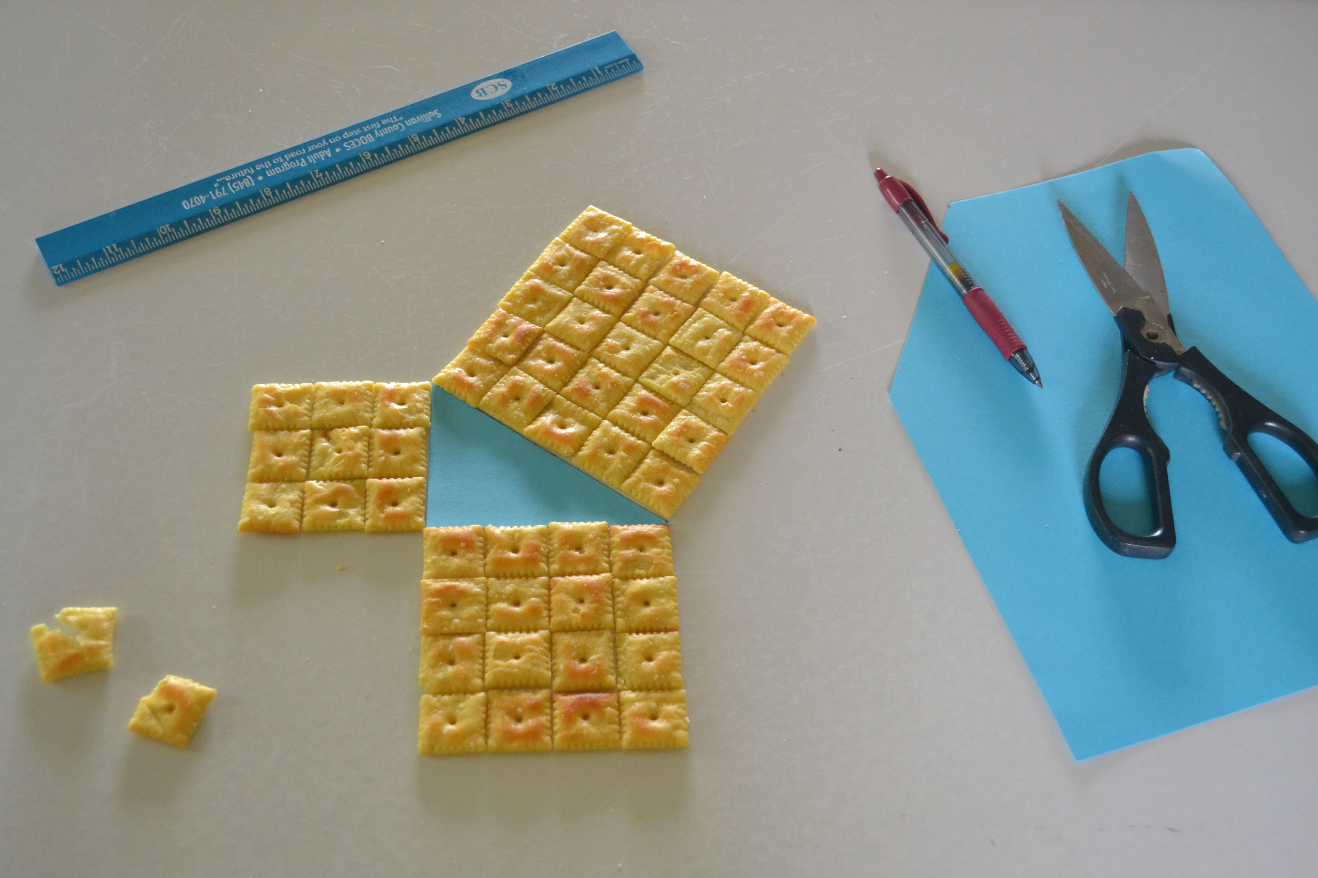 Students Can Discover The Pythagorean Relationship Using