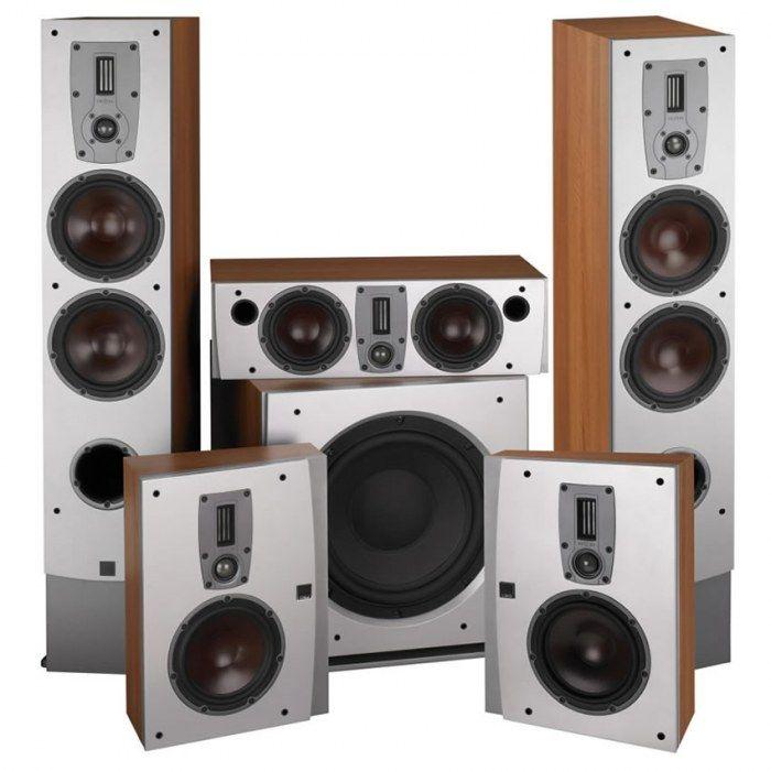 Every Speaker In The DALI IKON 6 5.1 Speaker Package Employs A Dual Tweeter  Array,. Speaker DesignAudio SpeakersLoudspeakerHome ...
