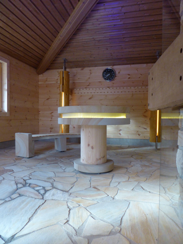 Ruheraum wunderschön und gemütlich gestaltet mit Santomé