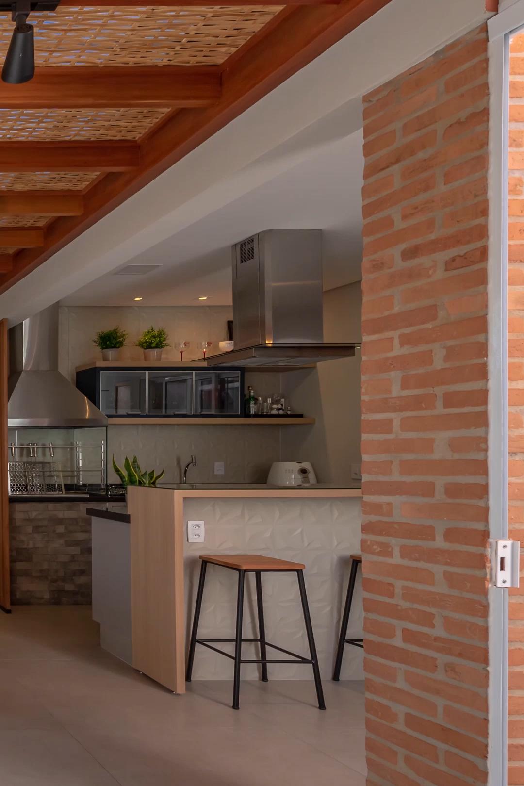 Leve mais estilo para a sua casa com um pergolado