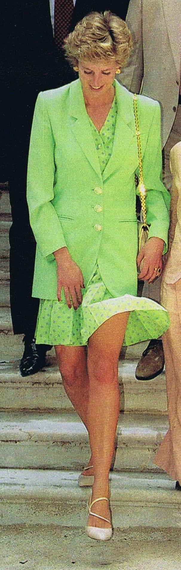 Diana princess of wales upskirt