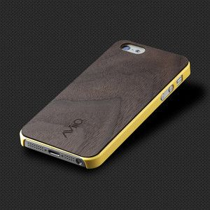 iPhone 5 Wood Thin Case Yellow, $23, now featured on Fab.