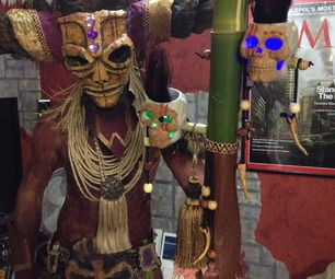 BLIZZARDS Diablo Witch Doctor. Tutorial