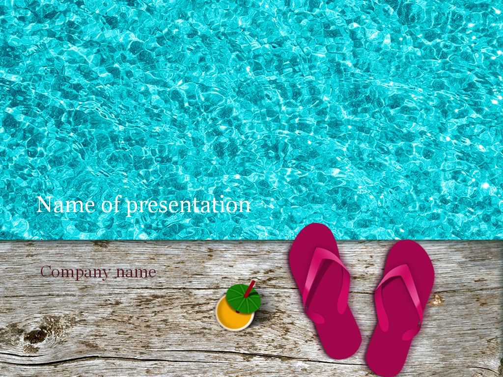 Vacation powerpoint template gua pinterest vacation powerpoint template toneelgroepblik Images