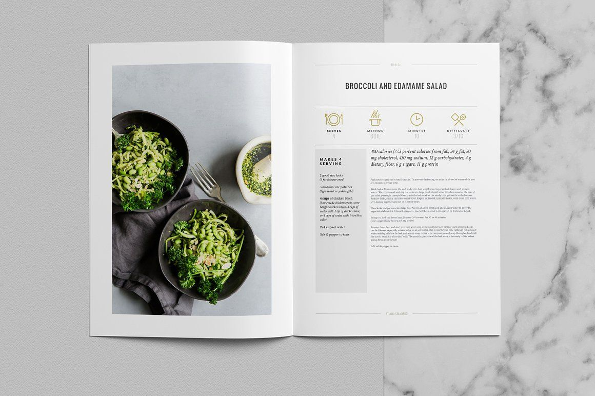 Tribeca Cookbook Cookbook Template Recipe Book Design Recipe Book Templates