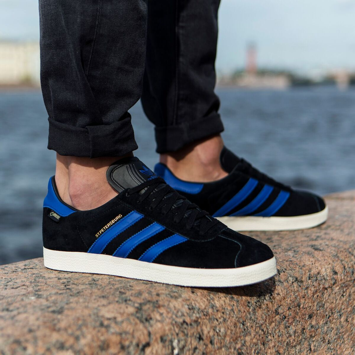 You've gotta love the new adidas Gazelle 'St Petersburg' City Series release