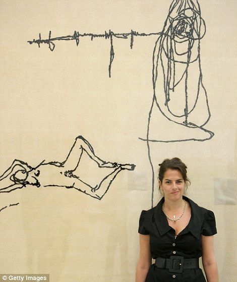 Tracy Emin Personal Interests Pinterest - personal interests