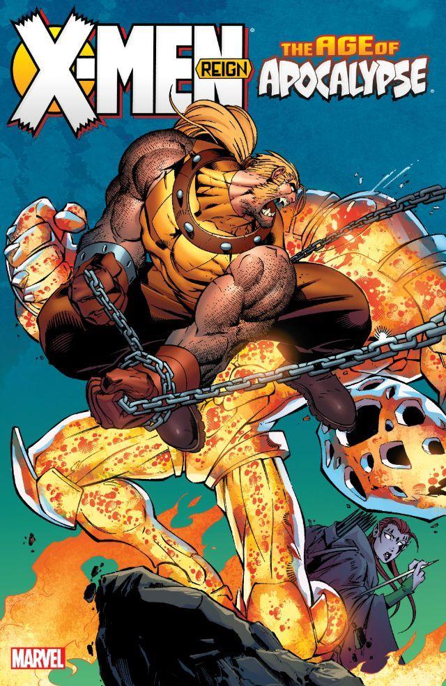 X Men Age Of Apocalypse Vol 2 Reign Comics By Comixology Apocalypse Comics Comics X Men