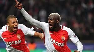 Monaco 3 1 Manchester City Agg 6 6competition Uefa Champions Leaguedate 15 March 2017stadium Stade Louis Ii Monaco Goals Monaco Kylian Equipe De France