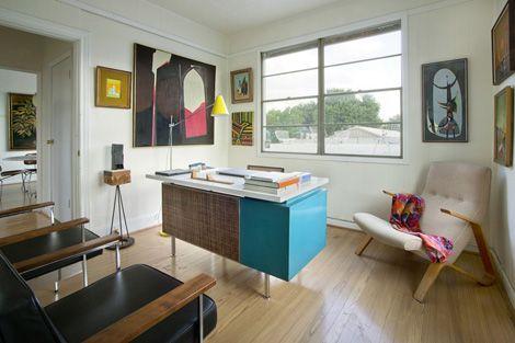 Interieur inspiratie interior interieur studio retro