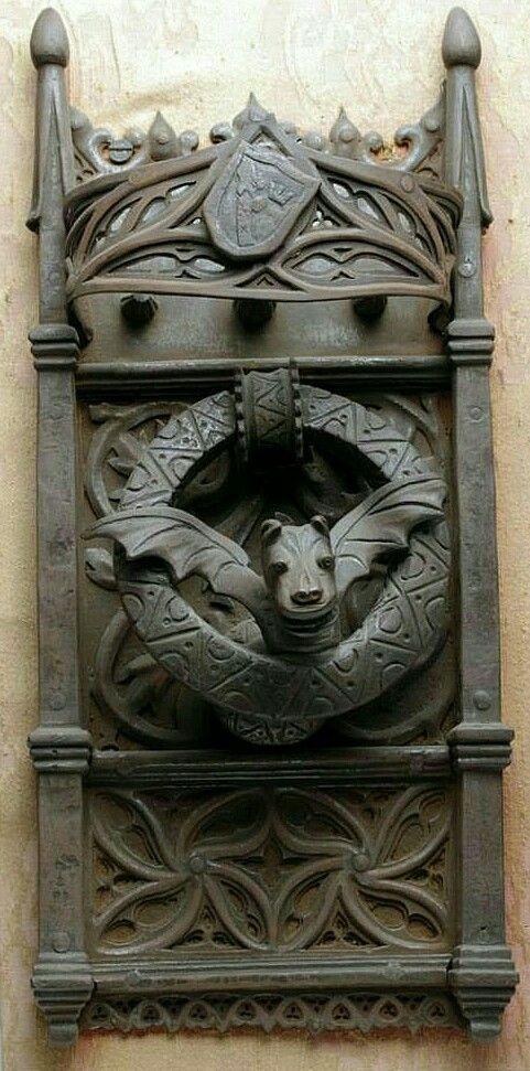 18th Century Spanish Door Knocker
