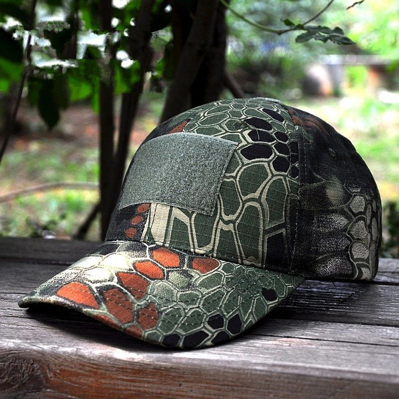 c641fe0a86e23 HAN WILD 10Style Snapback Camouflage Tactical Hat Army Tactical Baseball  Cap Unisex ACU CP Desert Cobra Camo Camouflage Hats