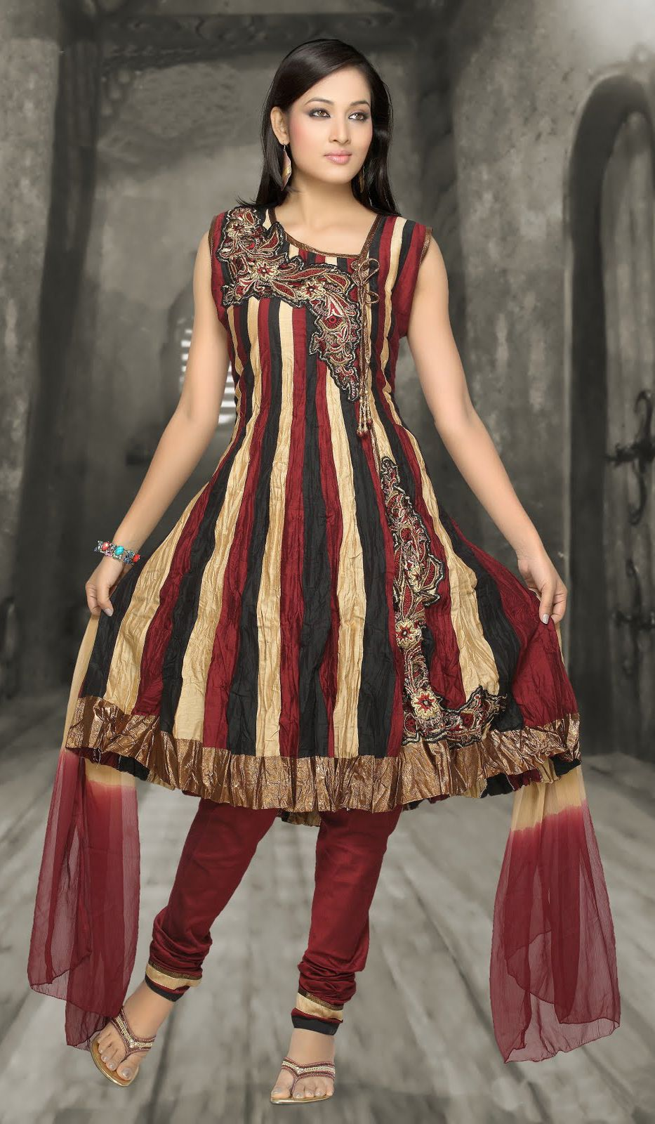 Salwar Kameez Indian Traditional Dress Visit India With