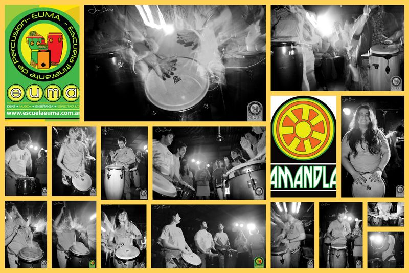 Amandla - Grupo de Percusion