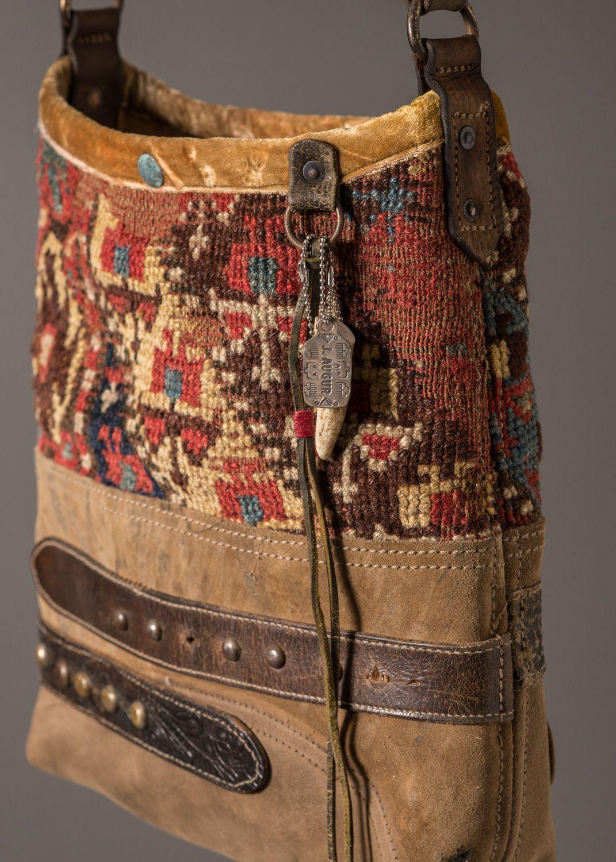Carpet + Chaps Base Bucket – J AUGUR DESIGN