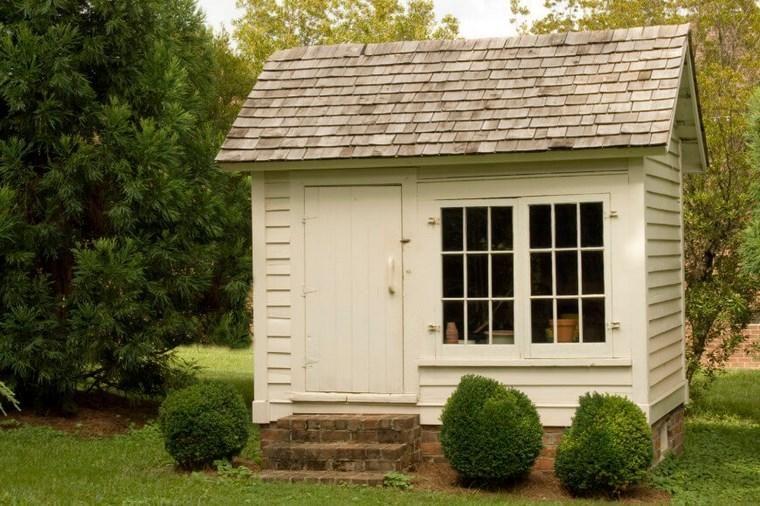 Sehr schöne Holzhütten für den Garten (mit Bildern