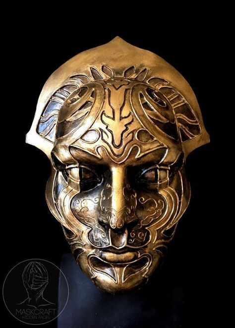 Mask of God Castlevania Lords of Shadow by Maskcraft