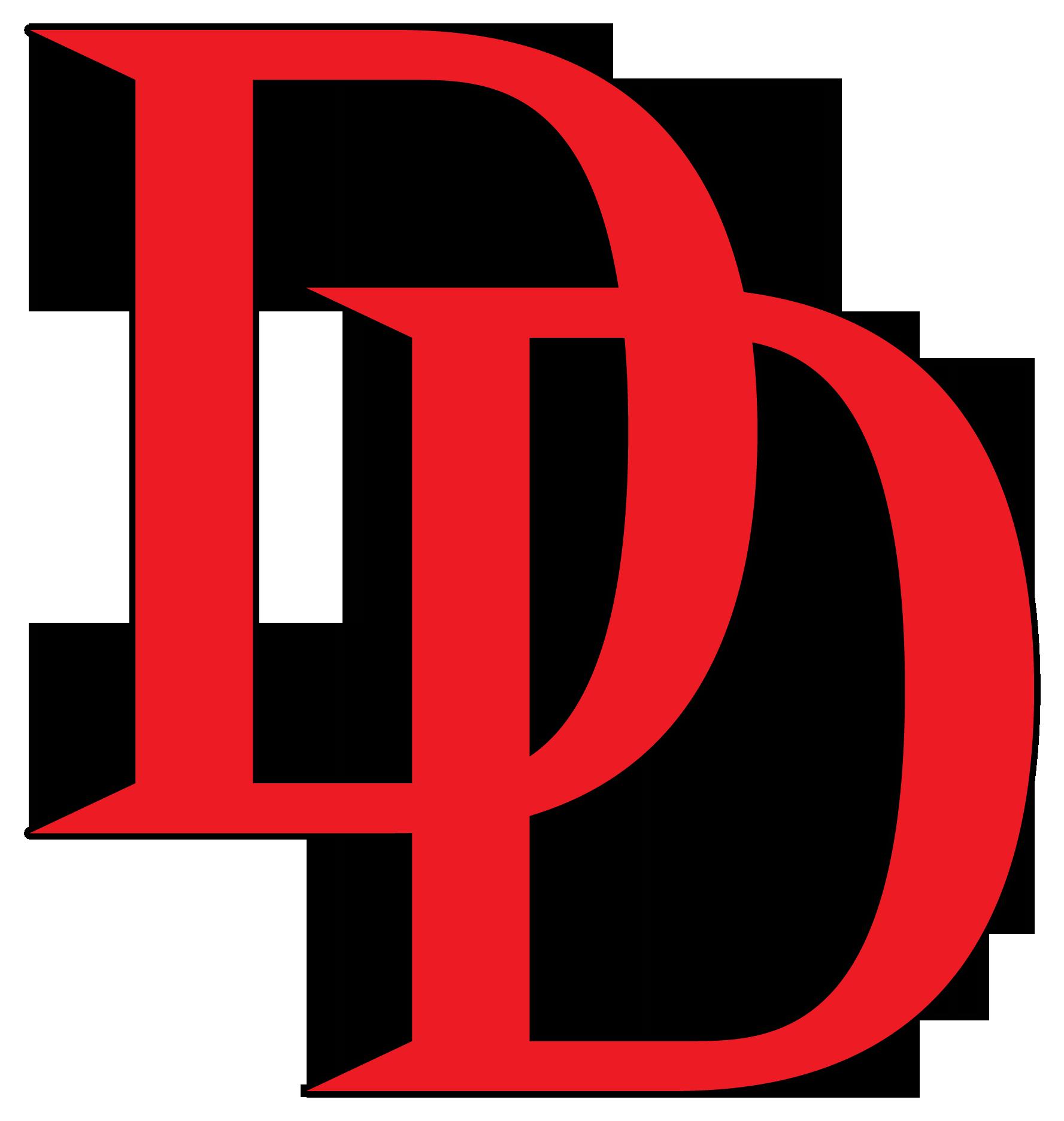 Daredevil Dd Logo Superhero Logos Marvel Tattoos Hero Logo