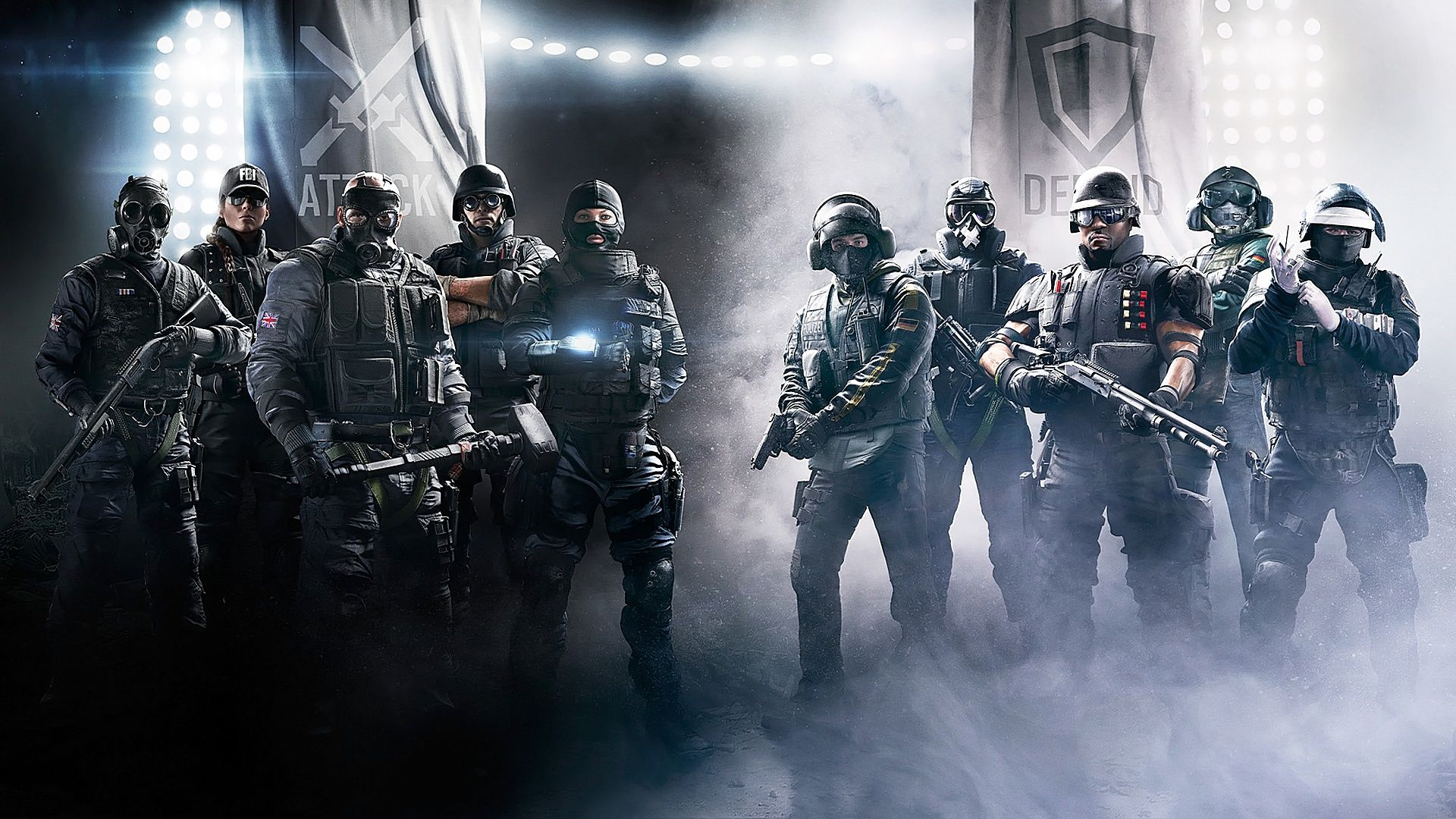 Rainbow Six Siege Operation Black Ice Hd Wallpaper Desktop
