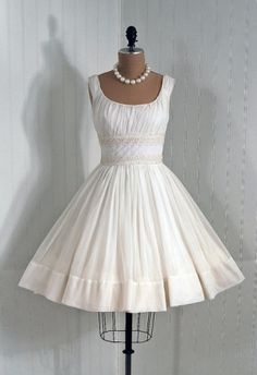 Old Fashioned Party Dress