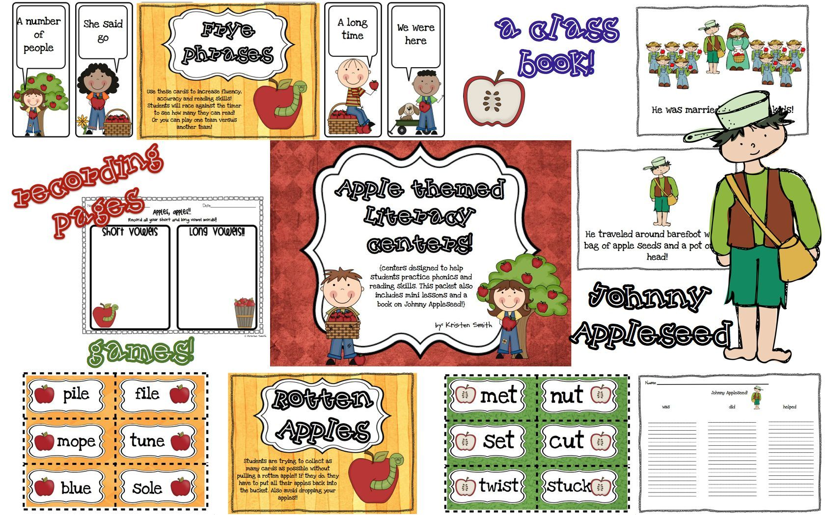 An Amazing Packet Of Literacy Centers Students Will Love