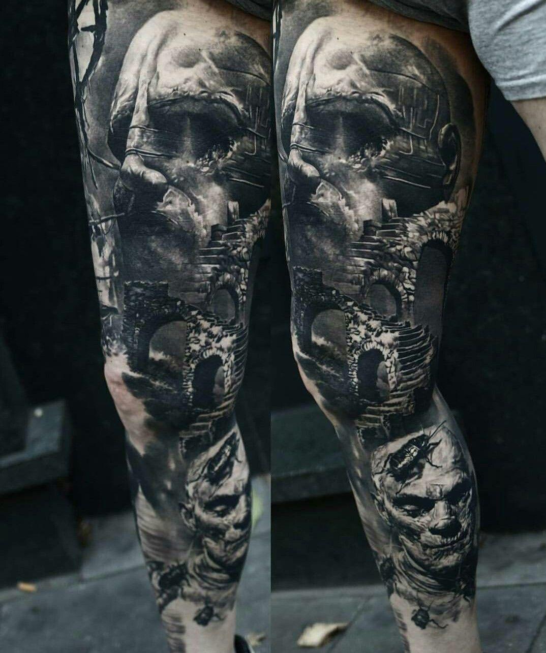 Gefällt 1,834 Mal, 6 Kommentare - Tattoo Realistic (@tattoorealistic ...