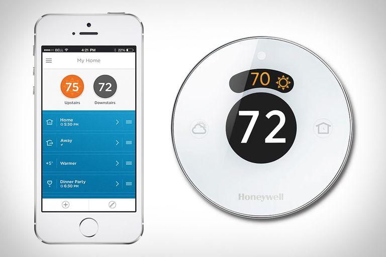 Honeywell lyric thermostat honeywell thermostats home