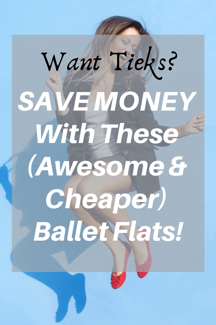 3196972fe7 Do you want some Tieks but don't want to spend so much on a pair of ballet  flats? Check out these awesome flats that are high quality and much cheaper  than ...