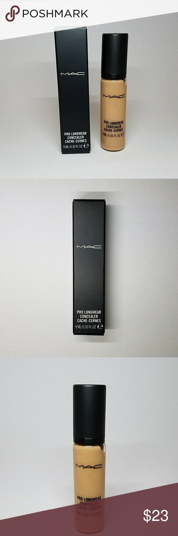 MAC Cosmetics PRO LONGWEAR Concealer NW25 NWT Longwear
