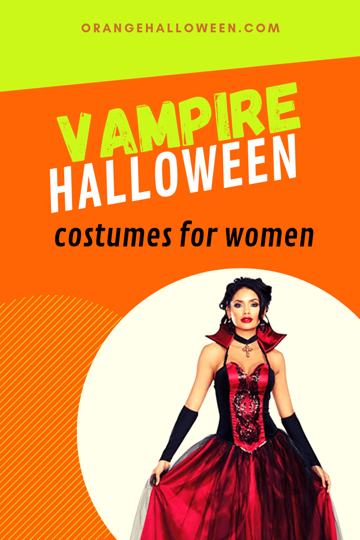 Hottest and sexiest Vampire Halloween costumes for women