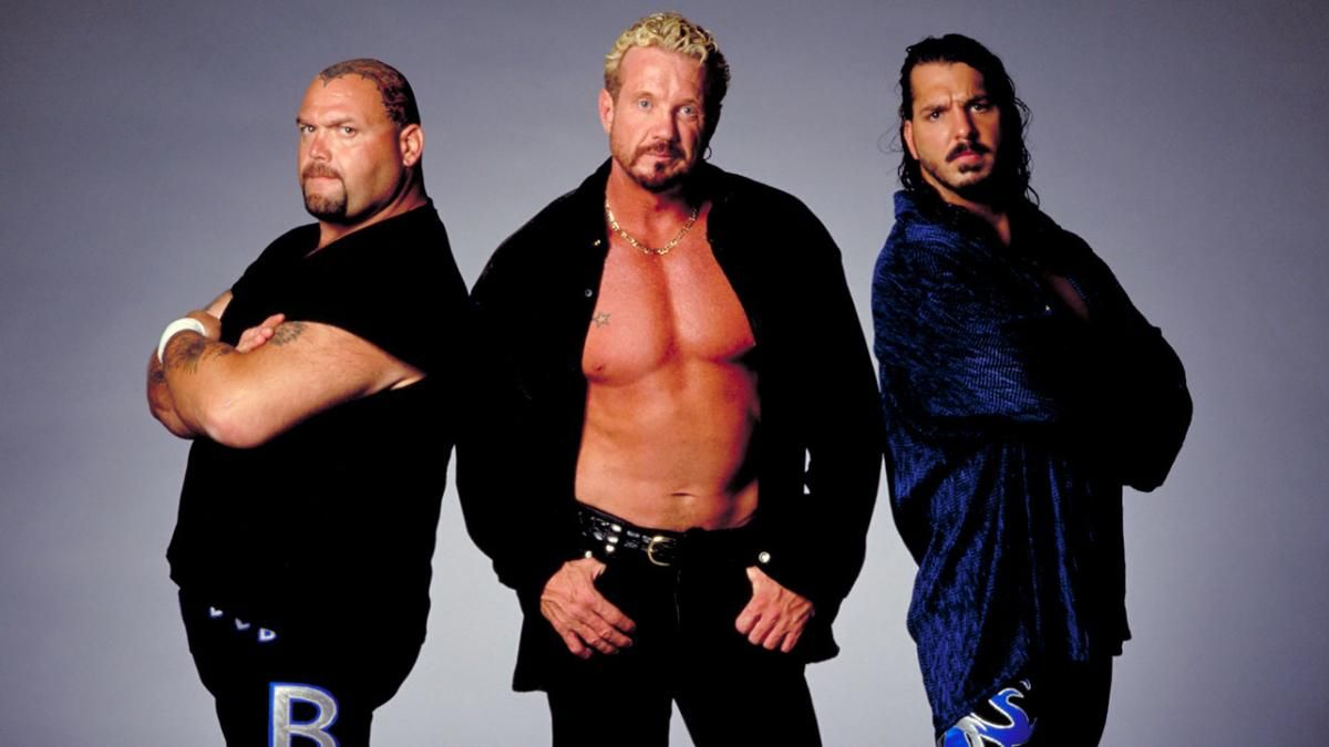 The Most Underrated Stables Of All Time Photos Wwe Pinterest